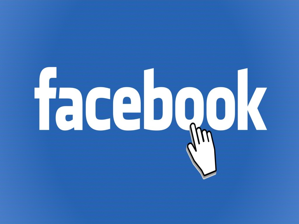 %name Facebook page
