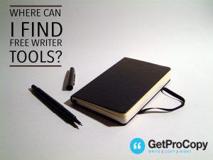 %name free writer tools
