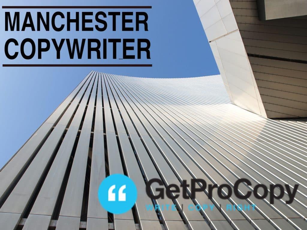 %name Manchester copywriter