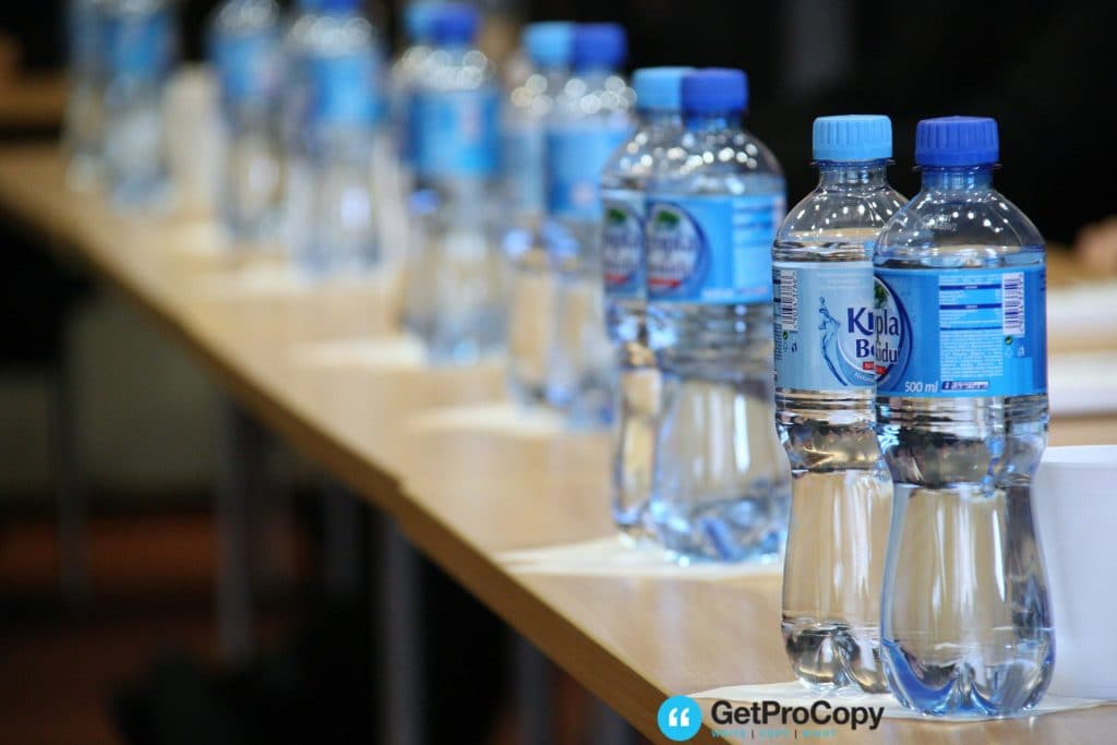 %name bottled water