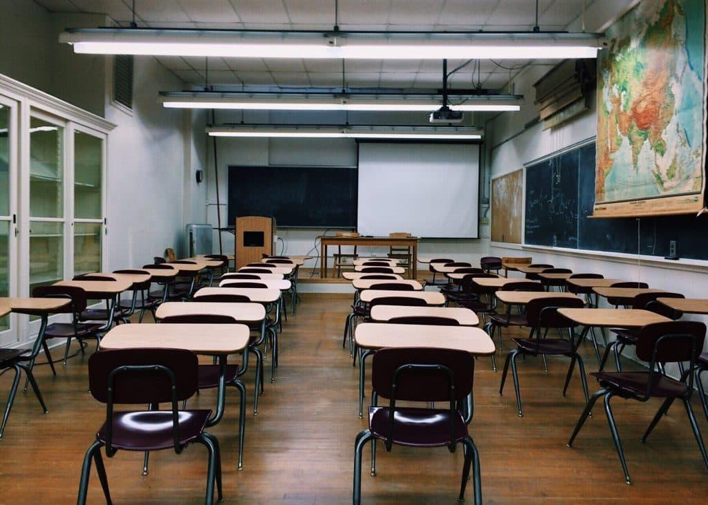 %name classroom