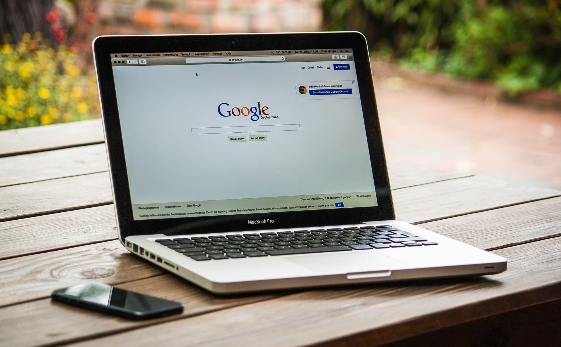 %name Google Analytics
