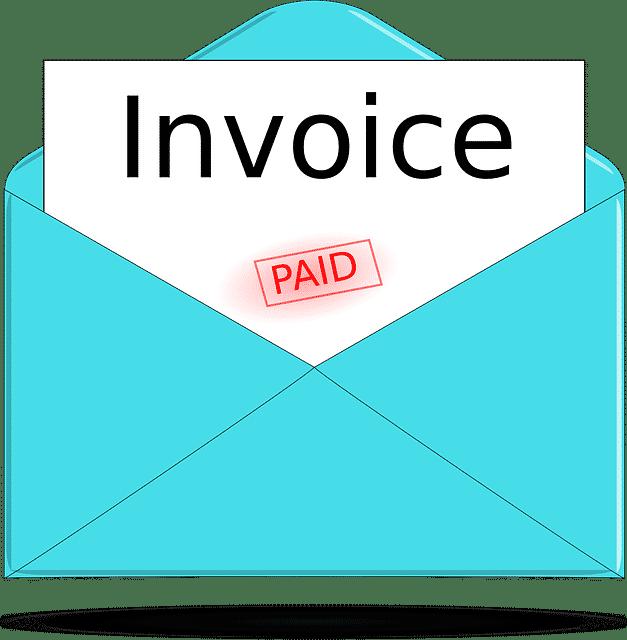 %name invoice