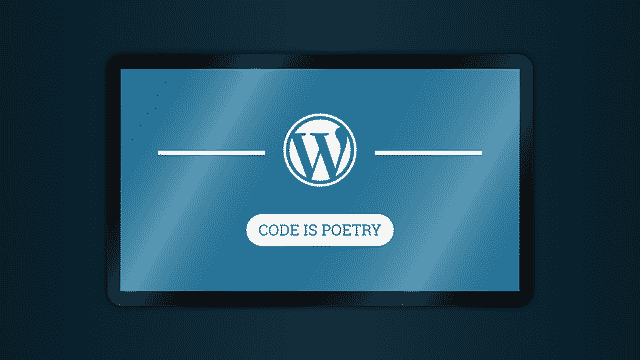 %name wordpress