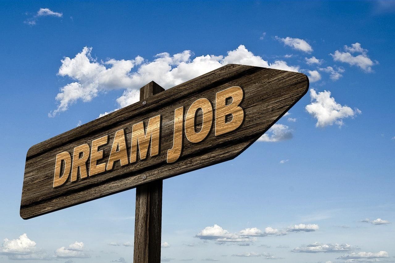 %name dream job