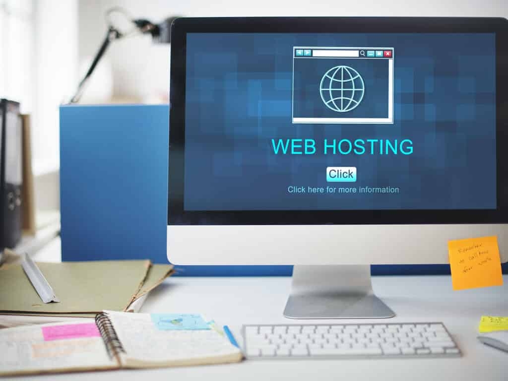%name website hosting